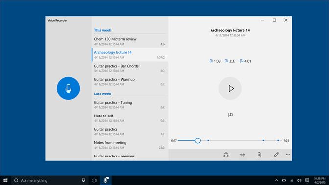 Windows-Voice-Recorder